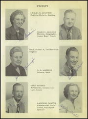 Page 11, 1949 Edition, Robert Lee High School - Corral Yearbook (Robert Lee, TX) online yearbook collection