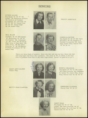 Page 14, 1949 Edition, Robert Lee High School - Corral Yearbook (Robert Lee, TX) online yearbook collection