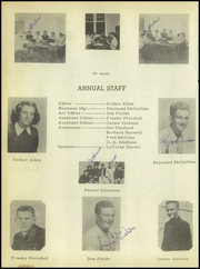 Page 8, 1949 Edition, Robert Lee High School - Corral Yearbook (Robert Lee, TX) online yearbook collection