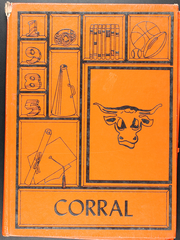 Page 1, 1985 Edition, Robert Lee High School - Corral Yearbook (Robert Lee, TX) online yearbook collection