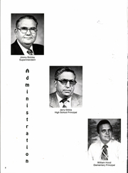 Page 12, 1985 Edition, Robert Lee High School - Corral Yearbook (Robert Lee, TX) online yearbook collection