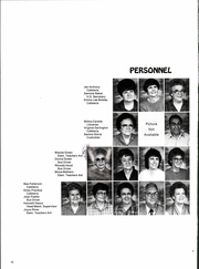 Page 16, 1985 Edition, Robert Lee High School - Corral Yearbook (Robert Lee, TX) online yearbook collection