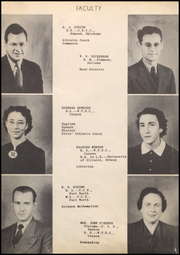 Page 10, 1941 Edition, Panhandle High School - Lair Yearbook (Panhandle, TX) online yearbook collection