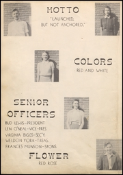 Page 14, 1941 Edition, Panhandle High School - Lair Yearbook (Panhandle, TX) online yearbook collection