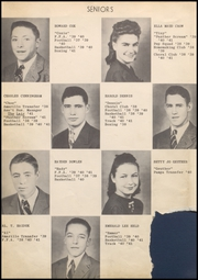 Page 16, 1941 Edition, Panhandle High School - Lair Yearbook (Panhandle, TX) online yearbook collection