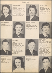 Page 17, 1941 Edition, Panhandle High School - Lair Yearbook (Panhandle, TX) online yearbook collection