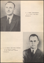 Page 9, 1941 Edition, Panhandle High School - Lair Yearbook (Panhandle, TX) online yearbook collection