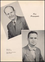 Page 12, 1955 Edition, Panhandle High School - Lair Yearbook (Panhandle, TX) online yearbook collection