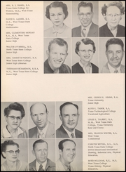 Page 14, 1955 Edition, Panhandle High School - Lair Yearbook (Panhandle, TX) online yearbook collection