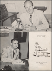 Page 14, 1956 Edition, Panhandle High School - Lair Yearbook (Panhandle, TX) online yearbook collection