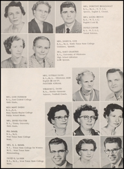 Page 15, 1956 Edition, Panhandle High School - Lair Yearbook (Panhandle, TX) online yearbook collection