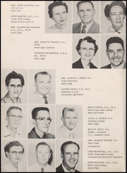 Page 16, 1956 Edition, Panhandle High School - Lair Yearbook (Panhandle, TX) online yearbook collection