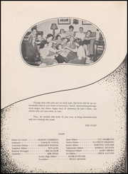 Page 6, 1956 Edition, Panhandle High School - Lair Yearbook (Panhandle, TX) online yearbook collection