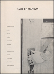 Page 7, 1956 Edition, Panhandle High School - Lair Yearbook (Panhandle, TX) online yearbook collection