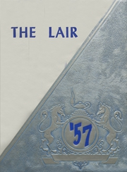 1957 Edition, Panhandle High School - Lair Yearbook (Panhandle, TX)