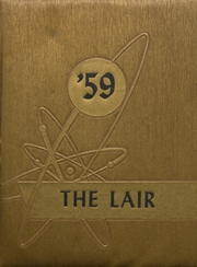 1959 Edition, Panhandle High School - Lair Yearbook (Panhandle, TX)
