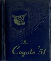 Page 1, 1951 Edition, Anna High School - Coyote Yearbook (Anna, TX) online yearbook collection