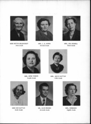 Page 10, 1951 Edition, Anna High School - Coyote Yearbook (Anna, TX) online yearbook collection