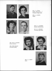 Page 12, 1951 Edition, Anna High School - Coyote Yearbook (Anna, TX) online yearbook collection