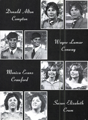 Page 13, 1983 Edition, Anna High School - Coyote Yearbook (Anna, TX) online yearbook collection
