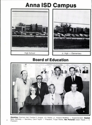 Page 6, 1983 Edition, Anna High School - Coyote Yearbook (Anna, TX) online yearbook collection