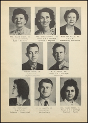 Page 10, 1947 Edition, Dilley High School - Wolf Den Yearbook (Dilley, TX) online yearbook collection