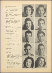 Page 13, 1947 Edition, Dilley High School - Wolf Den Yearbook (Dilley, TX) online yearbook collection