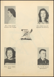 Page 11, 1948 Edition, Dilley High School - Wolf Den Yearbook (Dilley, TX) online yearbook collection