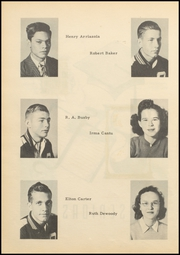 Page 14, 1948 Edition, Dilley High School - Wolf Den Yearbook (Dilley, TX) online yearbook collection