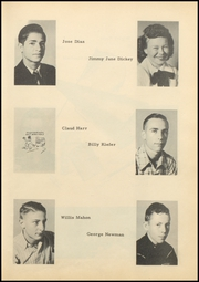 Page 15, 1948 Edition, Dilley High School - Wolf Den Yearbook (Dilley, TX) online yearbook collection