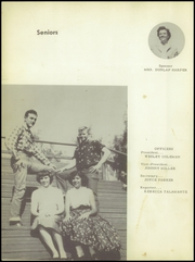 Page 12, 1955 Edition, Dilley High School - Wolf Den Yearbook (Dilley, TX) online yearbook collection