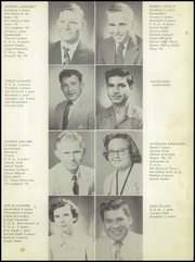 Page 15, 1955 Edition, Dilley High School - Wolf Den Yearbook (Dilley, TX) online yearbook collection