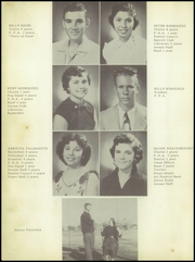 Page 16, 1955 Edition, Dilley High School - Wolf Den Yearbook (Dilley, TX) online yearbook collection
