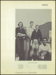 Page 17, 1955 Edition, Dilley High School - Wolf Den Yearbook (Dilley, TX) online yearbook collection