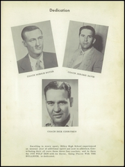 Page 7, 1955 Edition, Dilley High School - Wolf Den Yearbook (Dilley, TX) online yearbook collection