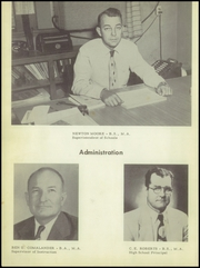 Page 8, 1955 Edition, Dilley High School - Wolf Den Yearbook (Dilley, TX) online yearbook collection