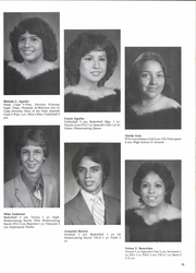 Page 17, 1983 Edition, Dilley High School - Wolf Den Yearbook (Dilley, TX) online yearbook collection