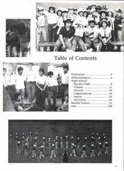 Page 7, 1983 Edition, Dilley High School - Wolf Den Yearbook (Dilley, TX) online yearbook collection