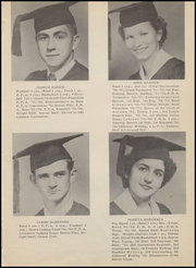 Page 13, 1954 Edition, Lytle High School - Jolly Roger Yearbook (Lytle, TX) online yearbook collection