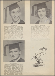 Page 14, 1954 Edition, Lytle High School - Jolly Roger Yearbook (Lytle, TX) online yearbook collection