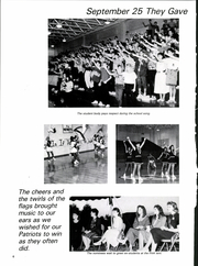Page 10, 1988 Edition, Prairiland High School - Patriot Yearbook (Pattonville, TX) online yearbook collection