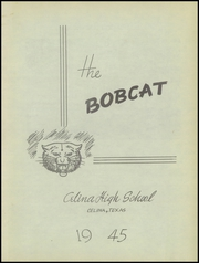 Page 7, 1945 Edition, Celina High School - Bobcat Yearbook (Celina, TX) online yearbook collection