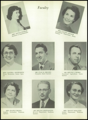 Page 14, 1954 Edition, Wellington High School - Skyrocket Yearbook (Wellington, TX) online yearbook collection