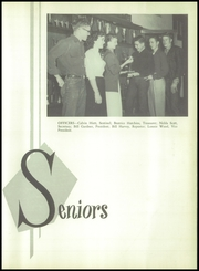 Page 17, 1954 Edition, Wellington High School - Skyrocket Yearbook (Wellington, TX) online yearbook collection