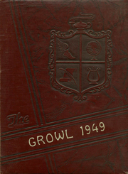 1949 Edition, Three Rivers High School - Growl Yearbook (Three Rivers, TX)