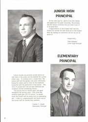 Page 12, 1972 Edition, Three Rivers High School - Growl Yearbook (Three Rivers, TX) online yearbook collection