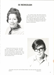 Page 7, 1972 Edition, Three Rivers High School - Growl Yearbook (Three Rivers, TX) online yearbook collection