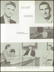 Page 11, 1955 Edition, Stratford High School - Elk Yearbook (Stratford, TX) online yearbook collection