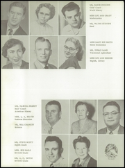 Page 14, 1955 Edition, Stratford High School - Elk Yearbook (Stratford, TX) online yearbook collection