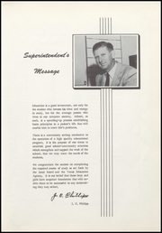 Page 15, 1955 Edition, Millsap High School - Bulldog Yearbook (Millsap, TX) online yearbook collection
